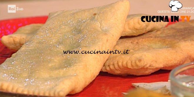 Geo - ricetta Tortelloni fritti ai funghi di Alessandra Bazzocchi