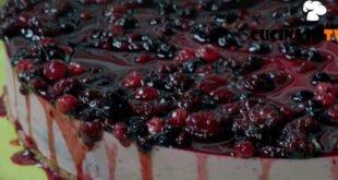 Fatto in casa per voi - ricetta Cheesecake ai frutti di bosco di Benedetta Rossi