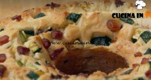 Fatto in casa per voi - ricetta Ciambella salata con farina di riso di Benedetta Rossi