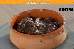 Ricette all'italiana - ricetta Coniglio in salmì di Anna Moroni