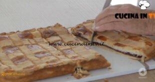 Ricette all'italiana - ricetta Crostata di ricotta e visciole di Anna Moroni