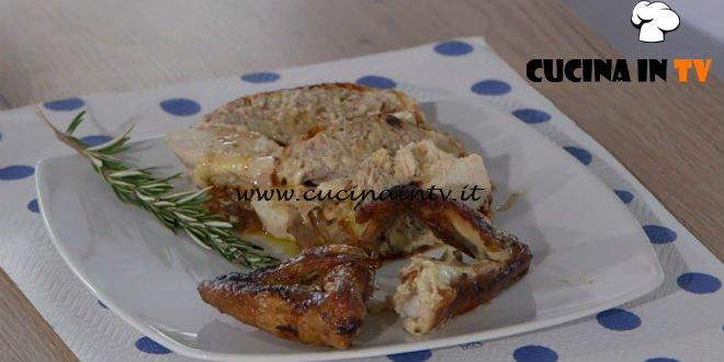 Ricette all'italiana - ricetta Faraona ripiena di Anna Moroni