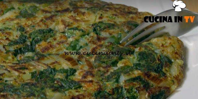Fatto in casa per voi - ricetta Frittata speciale senza uova di Benedetta Rossi