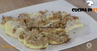 Ricette all'italiana - ricetta Gnocchi di semolino alla romana con funghi di Anna Moroni