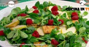 Mattino Cinque - ricetta Insalata di tofu e valeriana di Samya