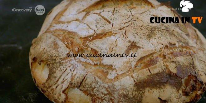 Pane Olio e Fantasia - ricetta Pane tradizionale con licoli di Enrica Della Martira