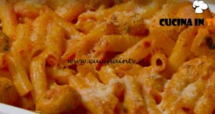 Fatto in casa per voi - ricetta Pasta al forno con polpettine di ricotta di Benedetta Rossi