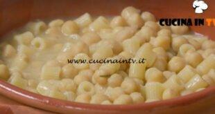 Fatto in casa per voi - ricetta Pasta e ceci cremosa di Benedetta Rossi