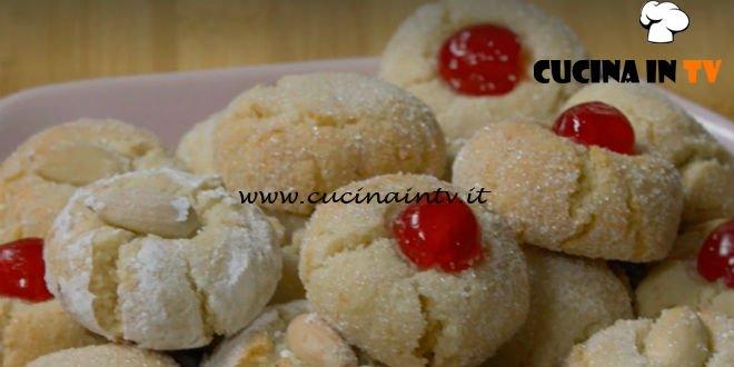 Fatto in casa per voi - ricetta Paste di mandorla siciliane di Benedetta Rossi