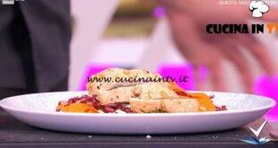 Detto Fatto - ricetta Petto di pollo farcito di Mattia Poggi
