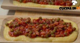 Fatto in casa per voi - ricetta Polenta con verdure di Benedetta Rossi