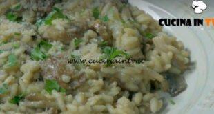 Fatto in casa per voi - ricetta Risotto ai funghi porcini di Benedetta Rossi