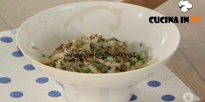 Ricette all'italiana - ricetta Strangozzi con fonduta al tartufo di Anna Moroni