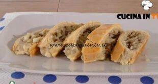 Ricette all'italiana - ricetta strudel di lenticchie di Anna Moroni
