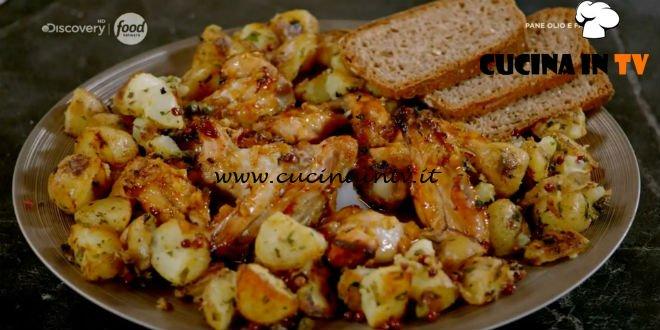 Pane Olio e Fantasia - ricetta Ali di pollo marinate di Enrica Della Martira