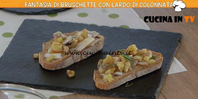 Ricette all'italiana - ricetta Fantasia di bruschette di Anna Moroni