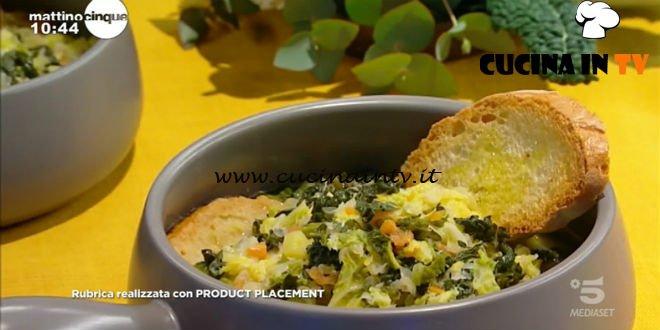 Mattino Cinque - ricetta Ribollita toscana di Samya