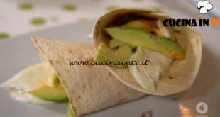 Ricette all'italiana - ricetta Burrito di Anna Moroni