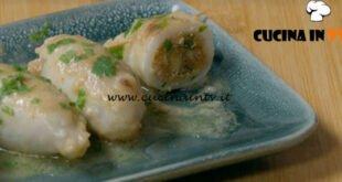 Fatto in casa per voi - ricetta Calamari ripieni di Benedetta Rossi