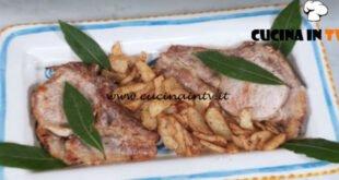 In cucina con Imma e Matteo - ricetta Costatelle di maiale con patate