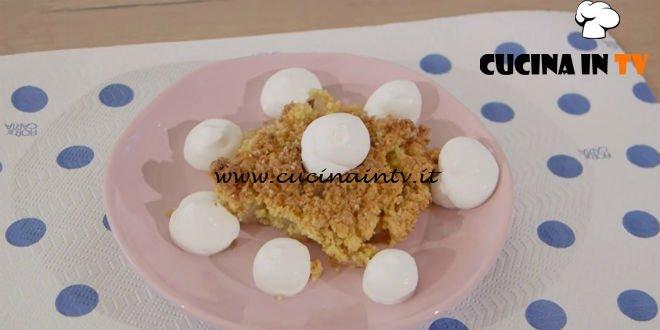 Ricette all'italiana - ricetta Crumble alle pere di Anna Moroni