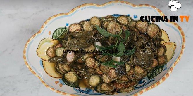 In cucina con Imma e Matteo - ricetta Cucuzzielli alla scapece