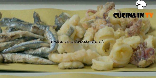 Fatto in casa per voi - ricetta Cuoppo di pesce di Benedetta Rossi