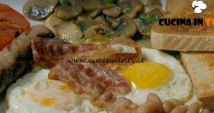 Fatto in casa per voi - ricetta English breakfast di Benedetta Rossi