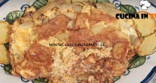 In cucina con Imma e Matteo - ricetta Frittata di patate