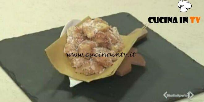Cotto e mangiato - Frittelle di mele ricetta Tessa Gelisio
