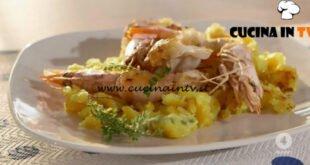 Ricette all'italiana - ricetta Gamberoni con lardo di colonnata di Anna Moroni