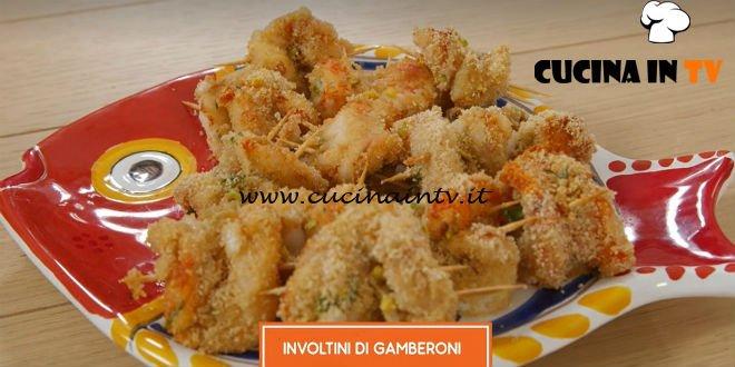 Giusina in cucina - ricetta Involtini di gamberoni di Giusina Battaglia