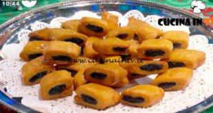 Mattino Cinque - ricetta Makroud di Samya