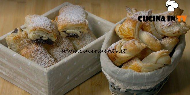 Fatto in casa per voi - ricetta Pain au chocolat e croissant furbi di Benedetta Rossi