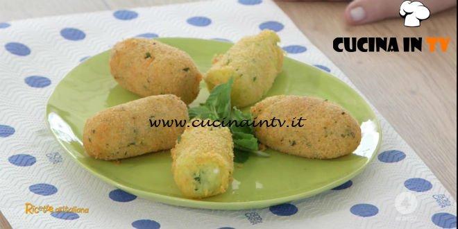 Ricette all'italiana - ricetta Panzerotti di patate di Anna Moroni