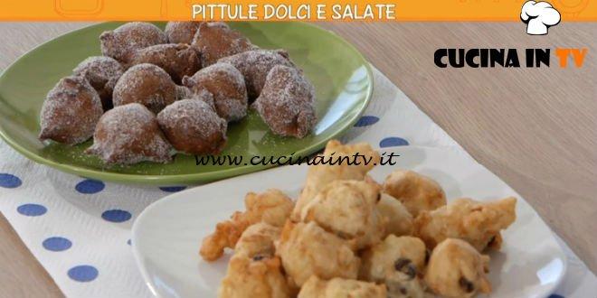 Ricette all'italiana - ricetta Pittule dolci e salate di Anna Moroni