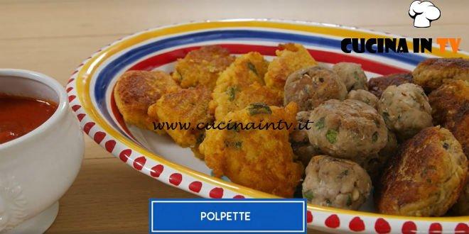 Giusina in cucina - ricetta Polpette di melanzane sarde e pane di Giusina Battaglia
