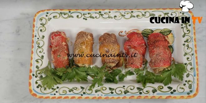 In cucina con Imma e Matteo - ricetta Puparuolo mbuttunato