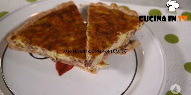 Ricette all'italiana - ricetta Quiche con speck e zucchine di Anna Moroni