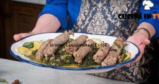 In cucina con Imma e Matteo - ricetta Salsiccia e friarielli