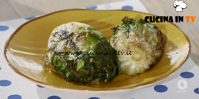 Ricette all'italiana - ricetta Scarola imbottita di Anna Moroni