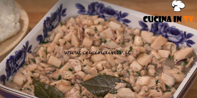 L'Italia a morsi - ricetta Seppie in boreto di Chiara Maci