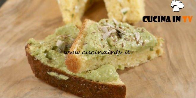 Pane Olio e Fantasia - ricetta Triangolini di pan brioche di Enrica Della Martira