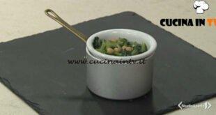 Cotto e mangiato - Zuppetta con cicoria e ceci ricetta Tessa Gelisio