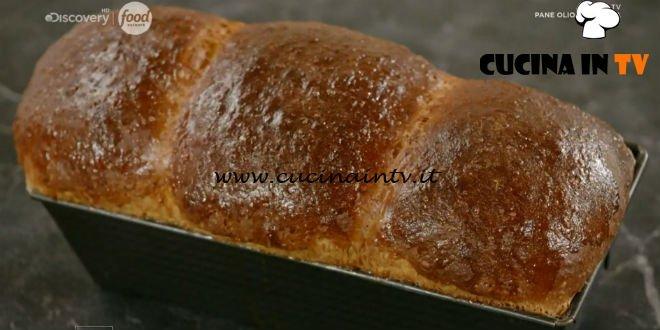 Pane Olio e Fantasia - ricetta Pan brioche di Enrica Della Martira