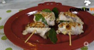 Ricette all'italiana - ricetta Involtini di pesce spada piccanti di Anna Moroni