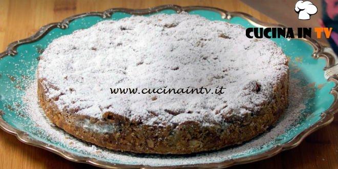 Panforte di Siena ricetta Benedetta Rossi da Fatto in casa per voi