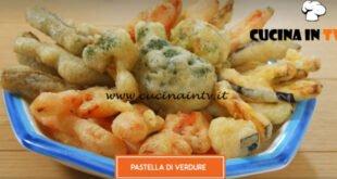 Giusina in cucina - ricetta Pastella di verdure palermitane di Giusina Battaglia