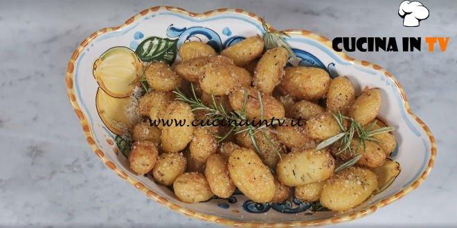 In cucina con Imma e Matteo - ricetta Patate novelle al forno