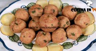 In cucina con Imma e Matteo - ricetta Polpette di carne